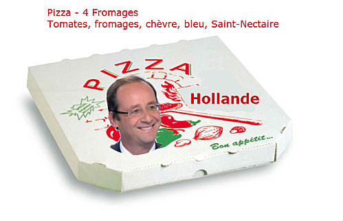 pizza Hollande
