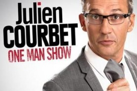 julien courbet et son spectacle