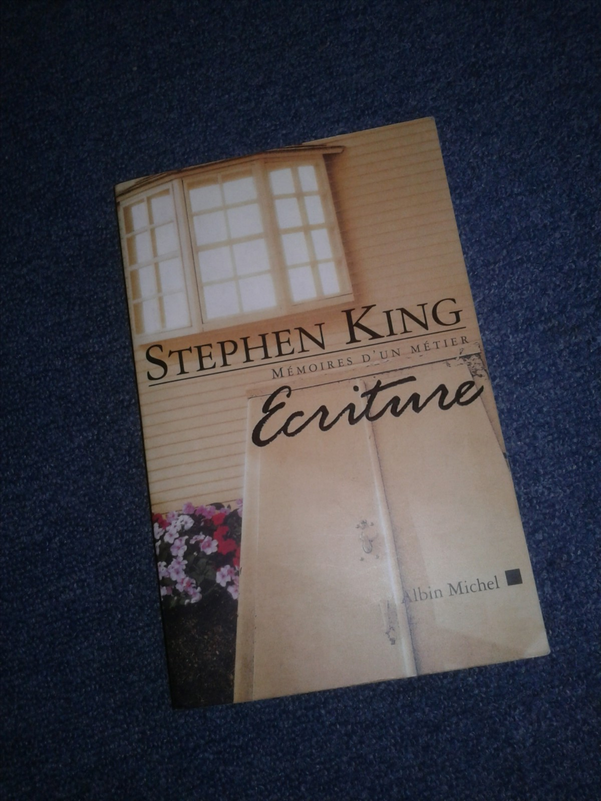 ecriture stephen king